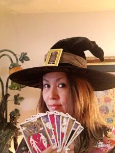 魔女のカード