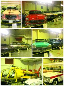 車のミュージアム